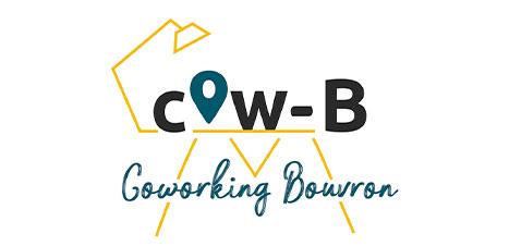 Logo espace de coworking - actif horizon